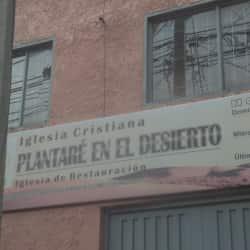 Iglesia Cristiana Plantare En El Desierto en Bogotá