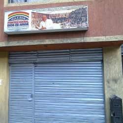 Iglesia Pentecostal Dios es Amor en Bogotá