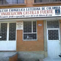 Iglesia Evangelica Luterana de Colombia en Bogotá