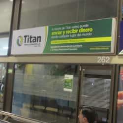 Casa de Cambio Titan Intercontinental en Bogotá