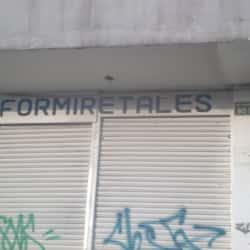 Formiretales en Bogotá