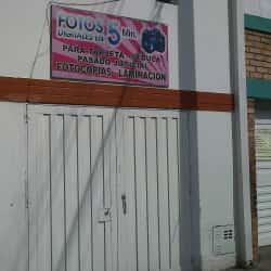 Fotos Digitales en 5 Min. en Bogotá