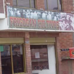 Frigogan Cultivos en Bogotá