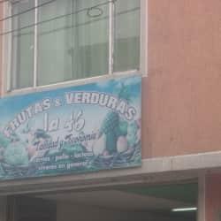 Frutas & Verduras La 46 en Bogotá