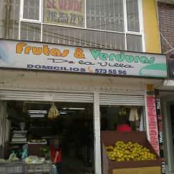 Frutas y Verduras de La Villa en Bogotá