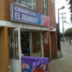 Cigarrería El Romboy  en Bogotá