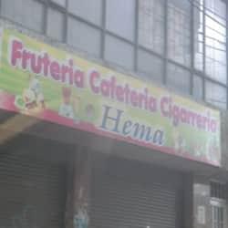 Fruteria Cafeteria Cigarreria Hema en Bogotá