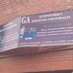 GA Suministro Y Servicios Industriales en Bogotá