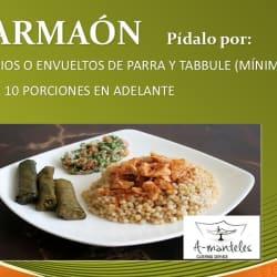 Comida por pedidos en Bogotá