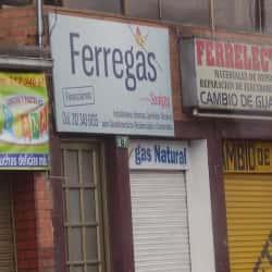 Ferregas  en Bogotá