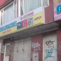 Ferreiluminaciones en Bogotá