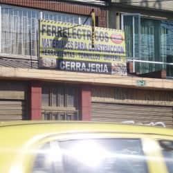 Ferrelectricos  en Bogotá