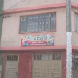 Fajirra El Paisa en Bogotá