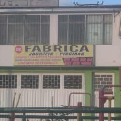 Fabrica Jacuzzis y Cocinas en Bogotá