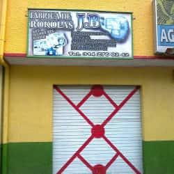 Fabrica de Rockolas J.B. en Bogotá