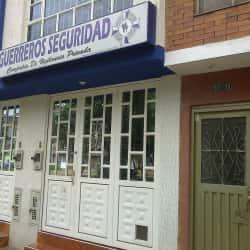 Guerreros Seguridad en Bogotá