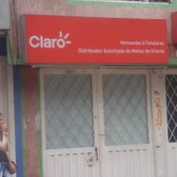 Hernandez. V Celulares en Bogotá