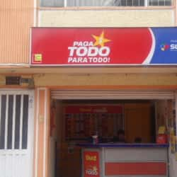 Paga Todo Calle 2 con 53F en Bogotá