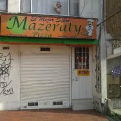 Mazeraty Pizza en Bogotá