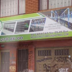 Megaestructuras en Bogotá