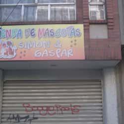 Tienda de Mascotas Simon & Gaspar en Bogotá