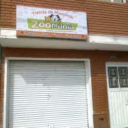 Tienda de Mascotas Zoomanía en Bogotá