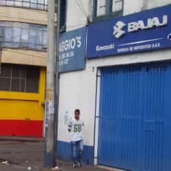 Bajaj Bodega de Repuestos S.A.S en Bogotá