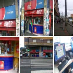 Paga Todo Avenida Caracas con 56 en Bogotá