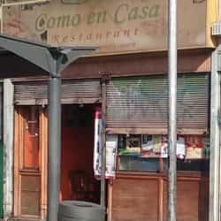 Restaurante Como En Casa - Santiago Centro en Santiago