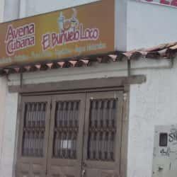 Avena Cubana El Buñuelo Loca  en Bogotá