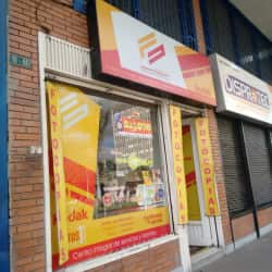 Foto deprissa en Bogotá
