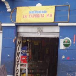 Minimercado La Favorita H.R en Bogotá