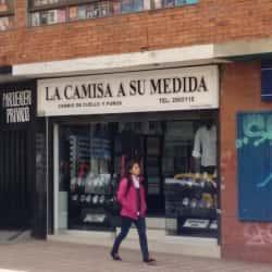 La Camisa a su Medida Centro en Bogotá