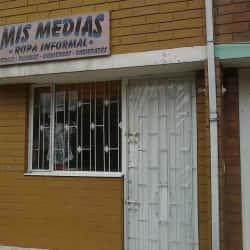 Mis Medias Ropa Informal en Bogotá