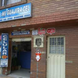 Mi Guajira.Cel en Bogotá