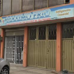 Maximo Frio  en Bogotá