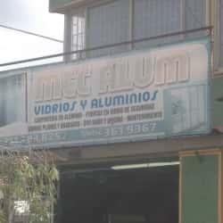 Mec Alum Vidrios y Aluminios en Bogotá