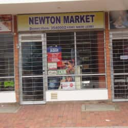 Newton Market  en Bogotá