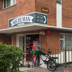 Nicolman Cigarrería en Bogotá