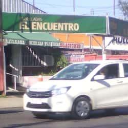 Parrilladas El Encuentro en Santiago