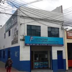Laboratorio  Precisión Diesel Bogotá Ltda. en Bogotá