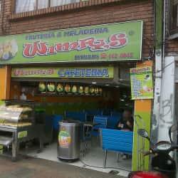 Fruteria y Heladeria Wimpy's en Bogotá