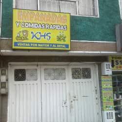 Empanadas y Comidas Rápidas KHS en Bogotá