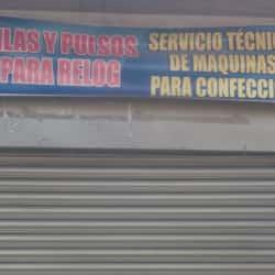 Servicio Tecnico de Maquinas Para Confeccion en Bogotá