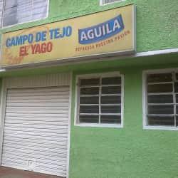 Campo de Tejo El Yago  en Bogotá
