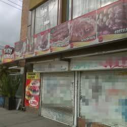 Tacos Burguer Calle 72 con 91 en Bogotá