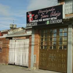 Chorizada D´ San Alejo en Bogotá