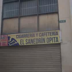 Cigarreria y Cafeteria el Sanedrin Opita en Bogotá