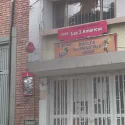 Cigarreria y Cafeteria Las 3 Americas en Bogotá