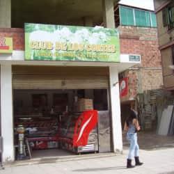 Club de Los Cortes en Bogotá
